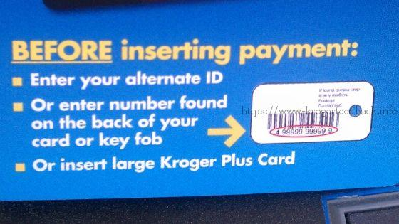 how to redeem kroger fuel points